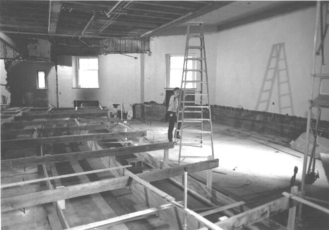 ... Guffin Discuss Its Future) Dining Room After Remodeling Dining Room And  Kitchen Staff From The 1950s Doane Theater Doane Lecture Hall Doane Recital  Hall ...